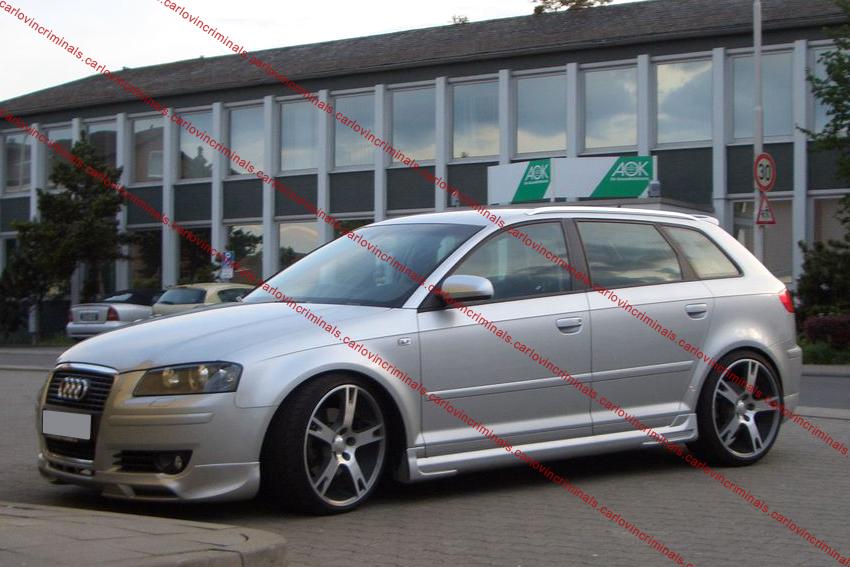 Audi Side Skirts Audi A3 8p Sportback Side Skirts Ebay Scxhjdorg