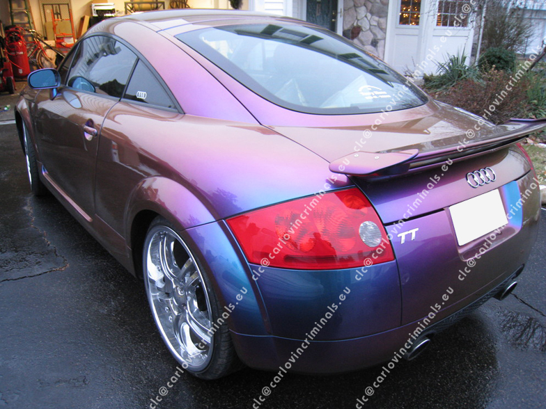 audi tt boot spoiler ebay. Black Bedroom Furniture Sets. Home Design Ideas