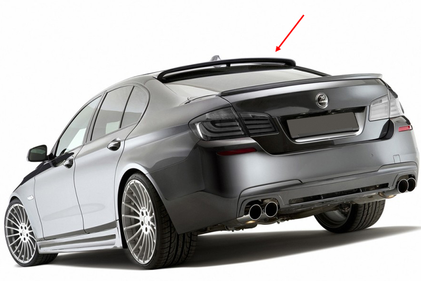 bmw 5 series f10 spoiler ebay. Black Bedroom Furniture Sets. Home Design Ideas