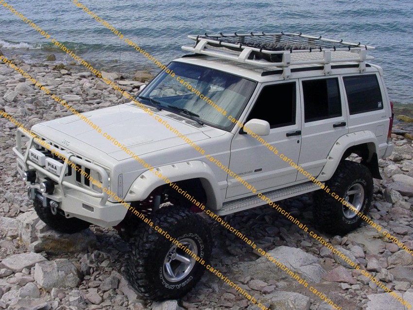 details about jeep cherokee xj fender flares wheel arch extensions. Cars Review. Best American Auto & Cars Review