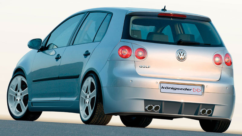 vw golf mk5 body kit bodykit ebay. Black Bedroom Furniture Sets. Home Design Ideas