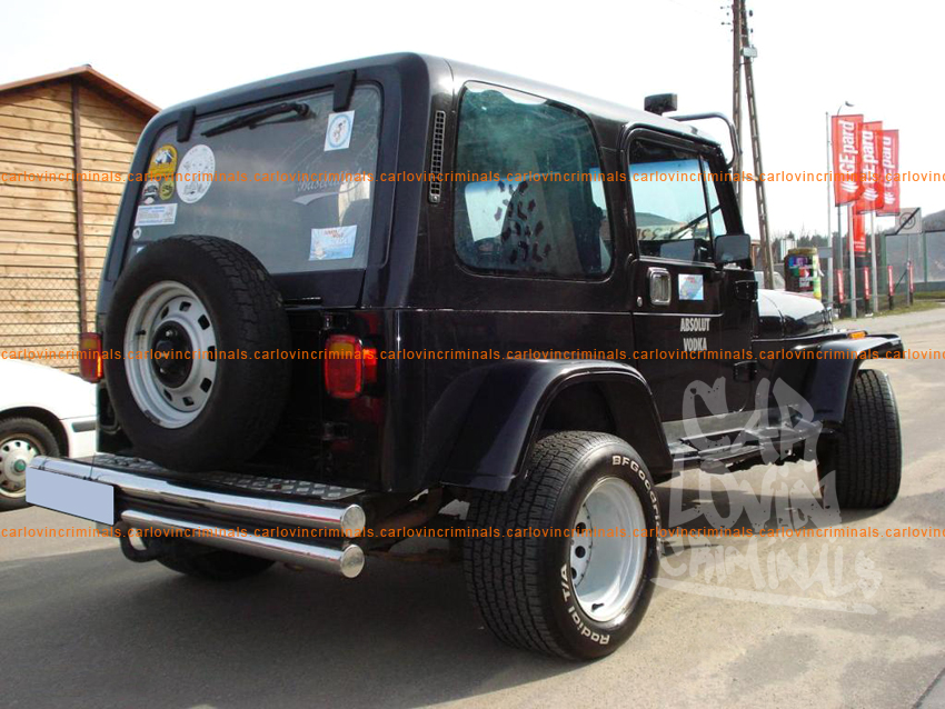 details about jeep wrangler yj fender flares wheel arch extensions. Cars Review. Best American Auto & Cars Review