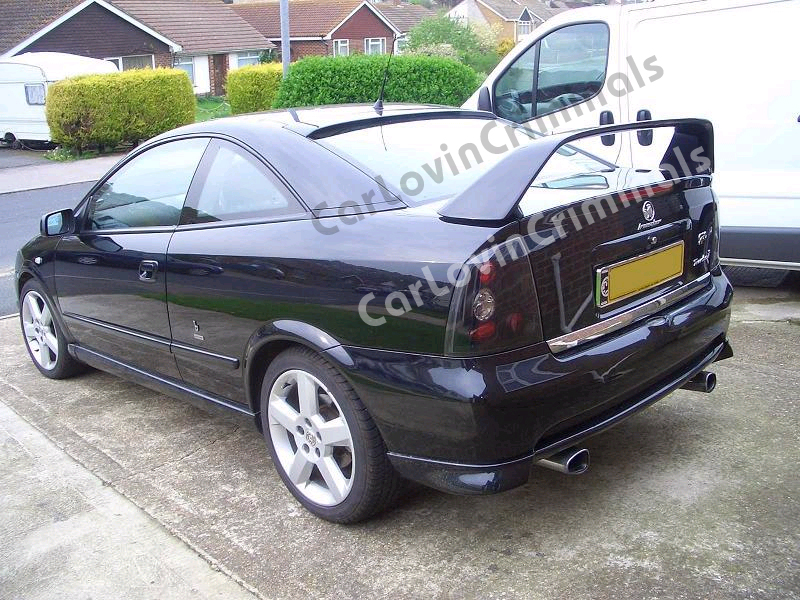 vauxhall astra g bertone sport spoiler ebay. Black Bedroom Furniture Sets. Home Design Ideas
