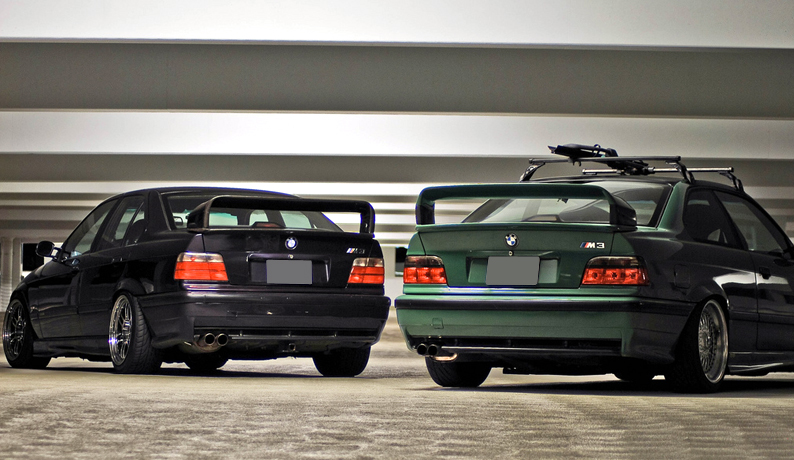 BMW SERIES E M GT CLASS II SPOILER EBay - Bmw 325i gt