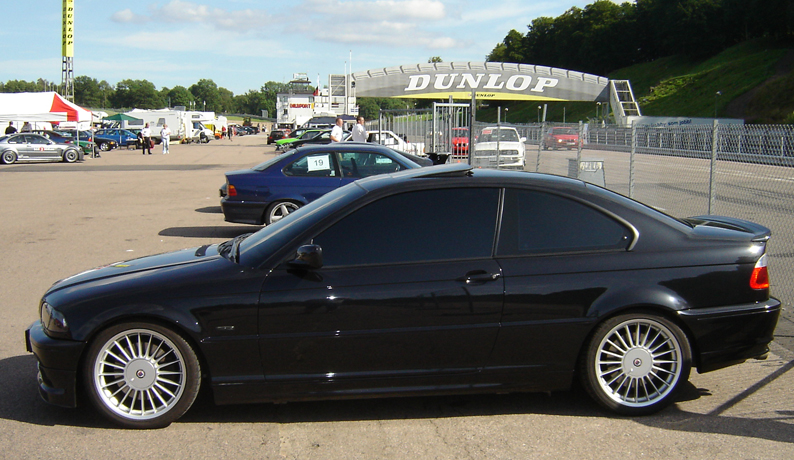 bmw 3 series e46 coupe alpina look spoiler ebay. Black Bedroom Furniture Sets. Home Design Ideas
