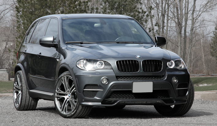 bmw x5 e70 lci front lip splitter valance spoiler ebay. Black Bedroom Furniture Sets. Home Design Ideas