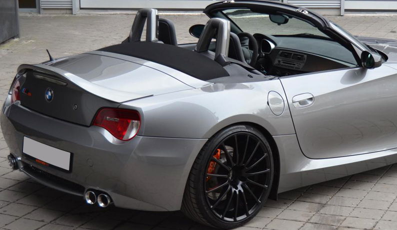 Bmw Z4 E85 Roadster Aero Look Spoiler