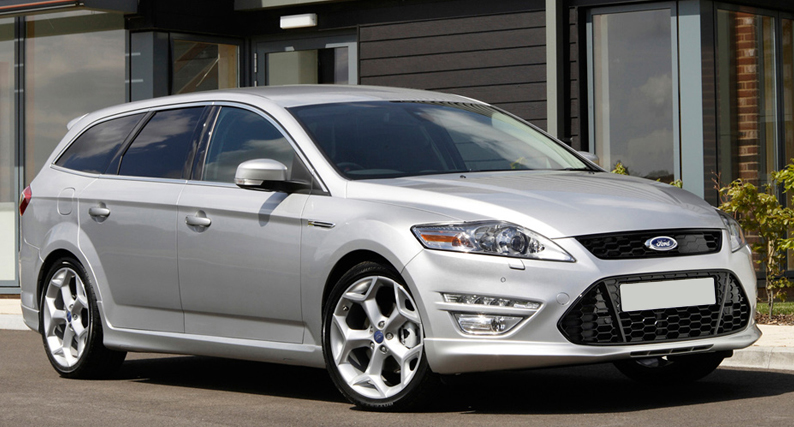 ford mondeo mk4 titanium x sport front bumper spoiler skirt valance ebay. Black Bedroom Furniture Sets. Home Design Ideas