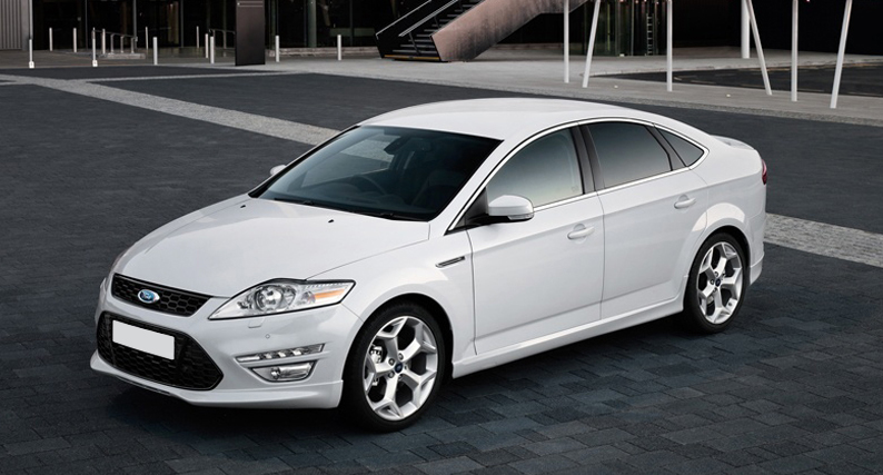 ford mondeo mk4 2007 2014 titanium x sport side skirts ebay. Black Bedroom Furniture Sets. Home Design Ideas