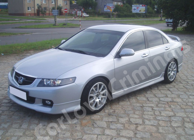 Honda Accord Body Kit Bodykit 2003 Model Ebay