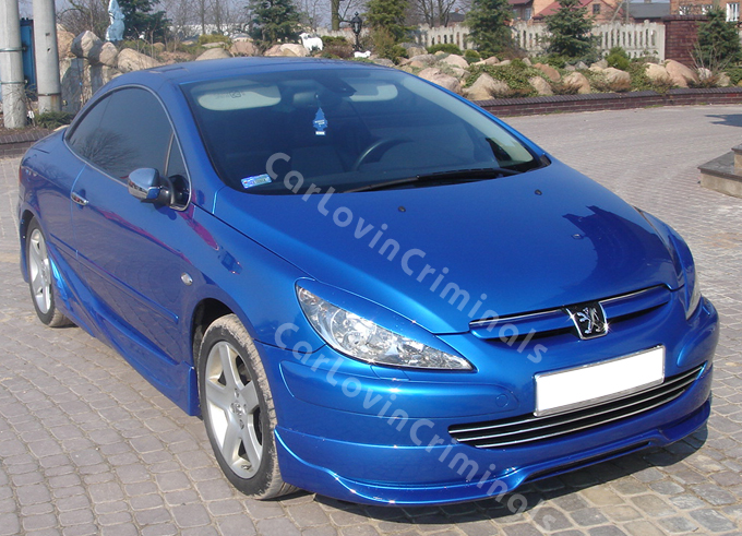 peugeot 307 cc 307cc body kit ebay. Black Bedroom Furniture Sets. Home Design Ideas