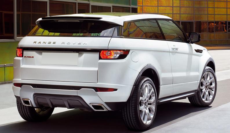 Range Rover Evoque Spoiler Dynamic Look Ebay