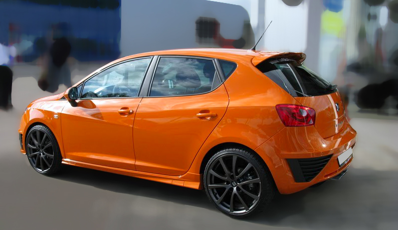 seat ibiza 6j 5 portes bas de caisse 2008 2016 ebay. Black Bedroom Furniture Sets. Home Design Ideas