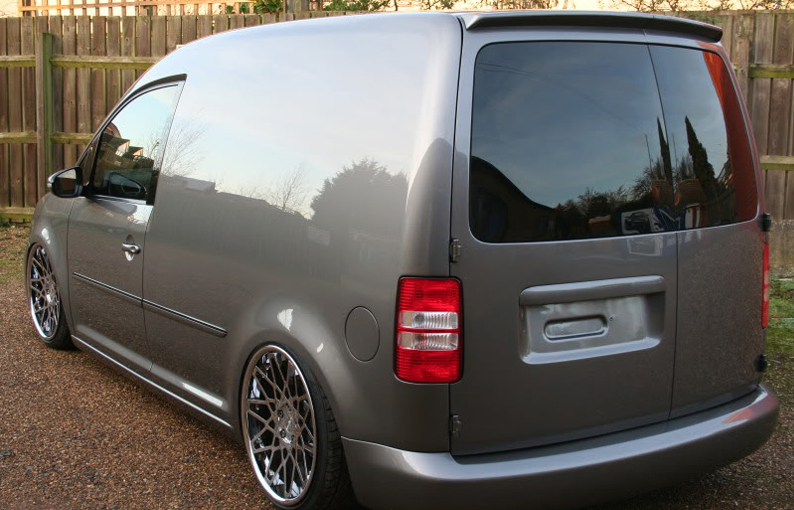 vw caddy 2k portes battantes aileron becquet depuis. Black Bedroom Furniture Sets. Home Design Ideas