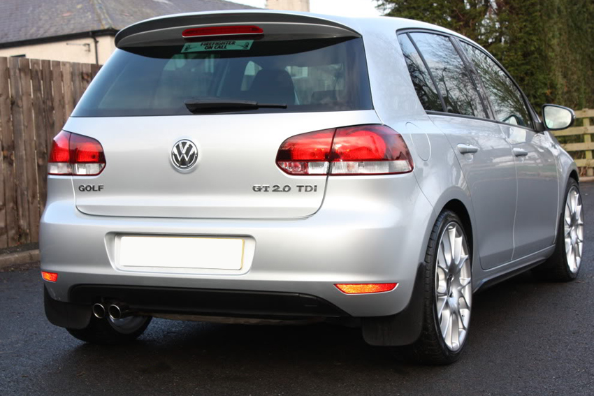VW GOLF MK6 MK VI ROOF SPOILER EBay