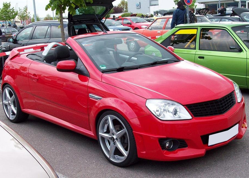 vauxhall tigra twin top front skirt splitter valance spoiler ebay. Black Bedroom Furniture Sets. Home Design Ideas