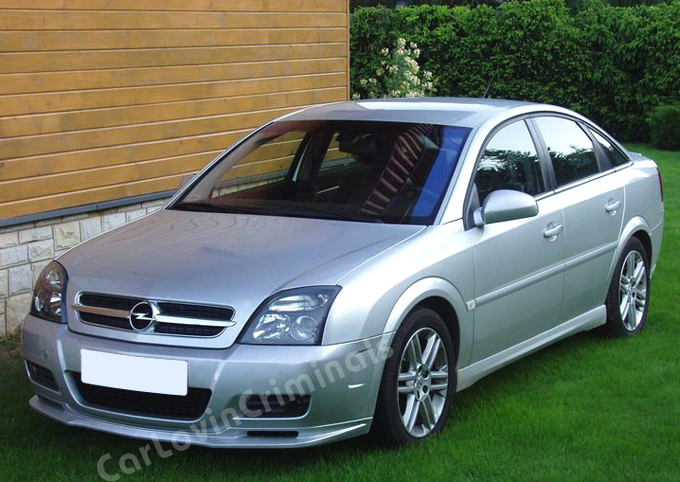 vauxhall vectra c gts sri signum front bumper spoiler. Black Bedroom Furniture Sets. Home Design Ideas